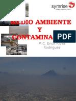 Curso de Contaminación y Medio Ambiente