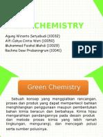 Kimia Hijau