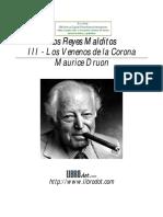 Druon Maurice Los Reyes Malditos 3 Los Venenos de La Corona