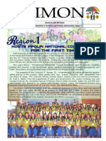 TIMON (1st Issue CY 2014)