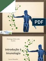 Intro Imunologia