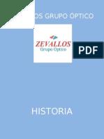 macro entorno y micro entorno de óptica Zevallos