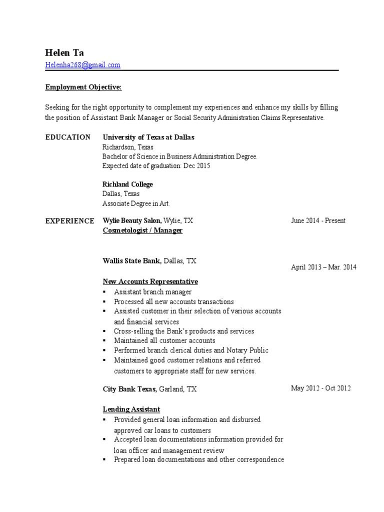 helen ta resume 1 1