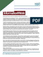 07.05.2012 Information Week Renault Quer Formar Centro de Competência SAP HCM Nas Américas