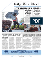 The Daily Tar Heel for Apr. 16, 2015