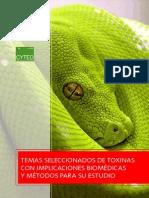 TOXINAS CON IMPLICACIONES BIOMÉDICAS Y MÉTODOS PARA SU ESTUDIO