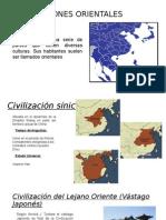 CIVILIZACIONES ORIENTALES