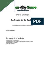 Eddings, David - La Senda De La Profecia.doc