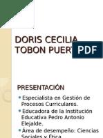 Doris Cecilia