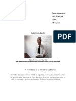Monografía Daniel Prieto Castillo. Final.