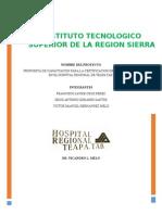 GESTION DE CALIDAD EN HOSPITAL REGIONAL DE REGIÓN SIERRA