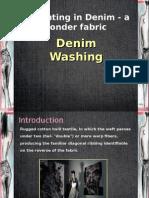 Denim Washes Final
