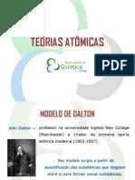 Aula 6 - Modelos Atomicos