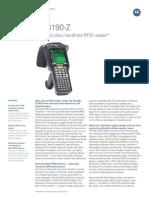 Motorola MC3190Z