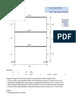 Portal 2D- Analisis Dinamika Struktur