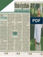 Indo-MIM Chairman Dr. Krishna Chivukula Interview- Bangalore Mirror