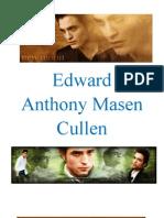 Edward Anthony Masen Cullen Biography