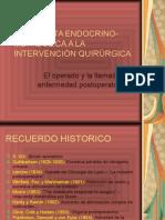 Respuesta Endocrina a la intervencion Quirurgica