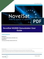 NS2000 User Guide (v4.2)