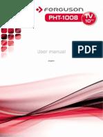 Be8b591fPHT-1008 Manual en v3