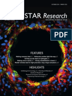 A*STAR Research October 2014-March 2015