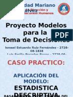 Proyecto Modelos Toma de Decisiones