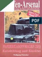 Waffen-Arsenal Sp 37 - Panzerkampfwagen 35(t) - Entwicklung Und Einsätze