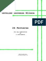 24 Patterns
