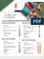 CABLES Desnudos Indeco -PDF