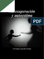 Autosuperación y Autoestima