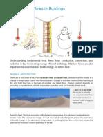 9-Heat Energy Flows in Buildings