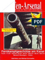 Waffen-Arsenal S-22 (HL 09) - Fernkampfgeschütze Am Kanal