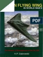 Waffen-Arsenal S-17 - Nurflügel - Die Ho 229 - Vorläufer Der Heutigen B2 (ENG.)