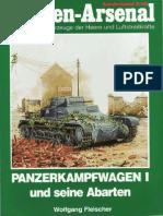 Waffen-Arsenal S-48 - Panzerkampfwagen I Und Seine Abarten