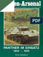 Waffen-Arsenal S-24 - Panther Im Einsatz 1943-1945