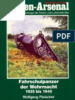 Waffen-Arsenal S-46 - Fahrschulpanzer Der Wehrmacht 1935 Bis 1945