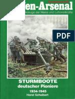 Waffen-Arsenal S-45 - Sturmboote Deutscher Pioniere 1934-1945