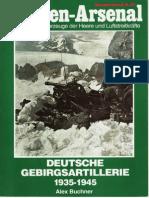 Waffen-Arsenal S-47 - Deutsche Gebirgsartillerie 1935-1945