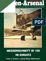 Waffen-Arsenal S-38 - Messerschmitt Bf 109 Im Einsatz
