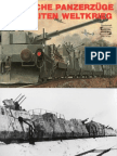 Waffen-Arsenal Sonderheft - Deutsche Panzerzüge Im Zweiten Weltkrieg