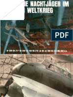 Waffen-Arsenal Sonderheft - Deutsche Nachtjäger Im Zweiten Weltkrieg