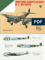 Waffen-Arsenal Sonderheft - Deutsche Zweimotorige Kampfflugzeuge Im 2. Weltkrieg