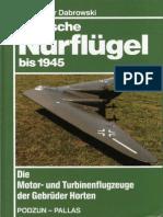 Deutsche Nurflügel bis 1945
