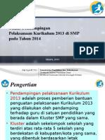 2Teknis Pendampingan Pelaksanaan Kurikulum 2013 Pada Tahun 2014