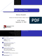 Graph minor theory