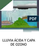 Lluvia Ácida y Capa de Ozono