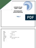 Lesson Plan GNM