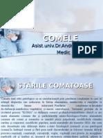 Comele Dr Andrei Alexandra