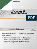 Flexibility Method