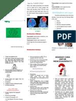 Leaflet Tumor Otak